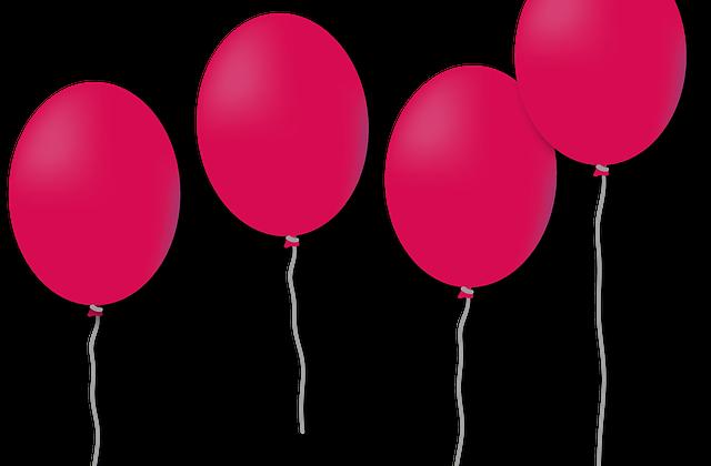 איך בוחרים בלונים מעוצבים ליום הולדת?